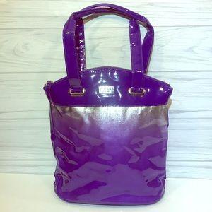 Versus Versace Purple Ombré Cooler Bag
